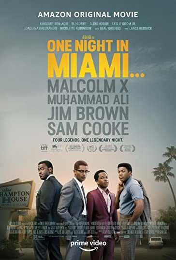 دانلود فیلم One Night in Miami 2020 یک شب در میامی دوبله فارسی