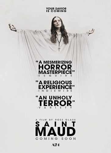 دانلود فیلم Saint Maud 2021 سنت مود