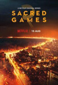 دانلود سریال Sacred Games 2018 بازی های مقدس