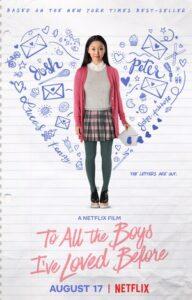 دانلود فیلم To All the Boys I've Loved Before 2018
