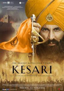 دانلود فیلم Kesari 2019 زعفرانی