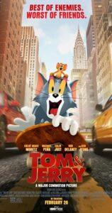 دانلود انیمیشن Tom and Jerry 2021 تام و جری