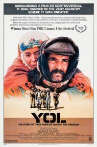 دانلود فیلم Yol 1982 راه