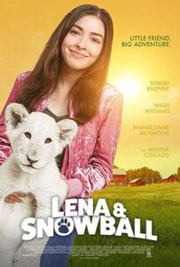 دانلود فیلم Lena and Snowball 2021 لنا و اسنوبال