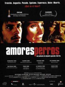 دانلود فیلم Amores Perros 2000 عشق سگی