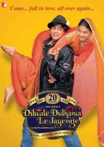 دانلود فیلم Dilwale Dulhania Le Jayenge 1995