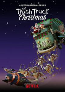 دانلود انیمیشن A Trash Truck Christmas 2020 کریسمس یک کامیون زباله