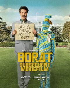 دانلود فیلم Borat Subsequent Moviefilm 2020 بورات فیلم تصویری بعدی