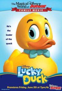 دانلود انیمیشن Lucky Duck 2014 جوجه اردک خوش شانس