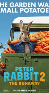 دانلود انیمیشن Peter Rabbit 2: the Runaway 2021 پیتر خرگوشه: فراری