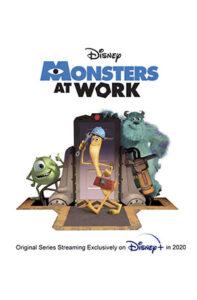 دانلود سریال انیمیشن Monsters at Work 2021 هیولاها در محل کار