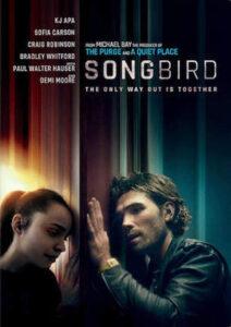 دانلود فیلم Songbird 2020 پرنده آوازخوان
