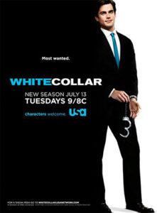دانلود فصل اول سریال White Collar 2009 یقه سفید