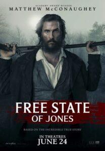 دانلود فیلم Free State of Jones 2016 دولت آزاد جونز