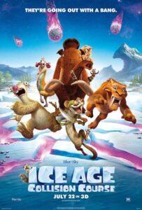 دانلود انیمیشن Ice Age: Collision Course 2016 عصر یخبندان: دوره برخورد