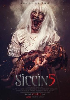 دانلود فیلم Siccin 5 2018 سجین 5